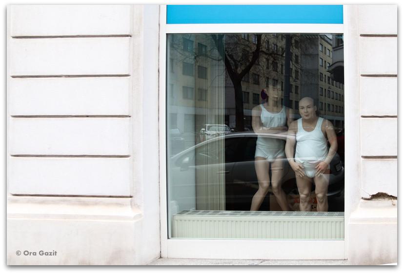 חלון ראווה - טיול בוינה - מה לעשות בוינה - וינה בשלושה ימים