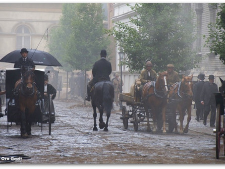חיה בסרט - טיול בבודפשט