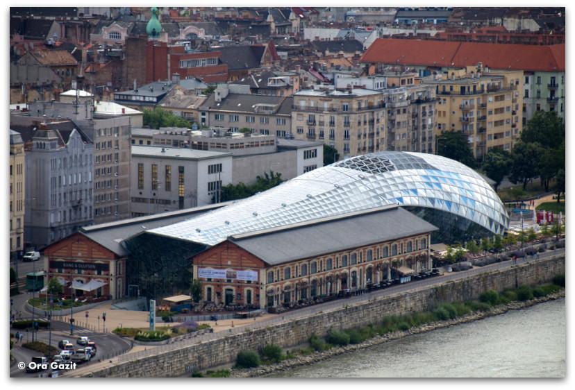 ארכיטקטורה מעניינת - בודפשט - הונגריה