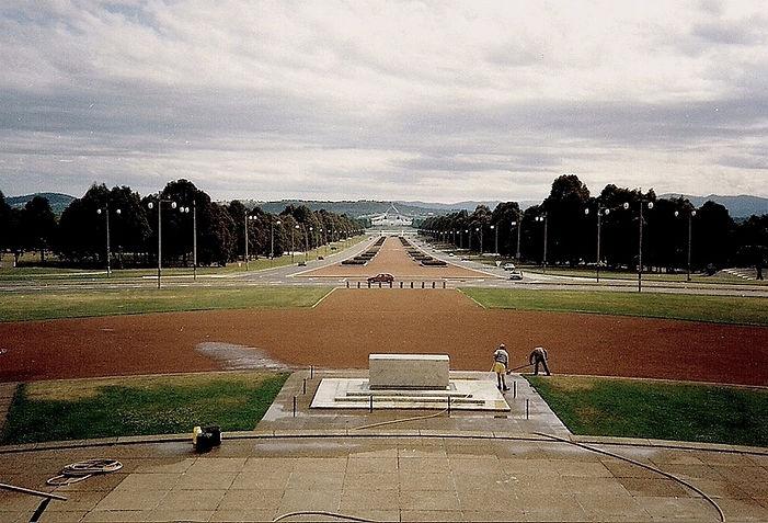 קנברה, אוסטרליה - יומן מסע - טיול אחרי צבא