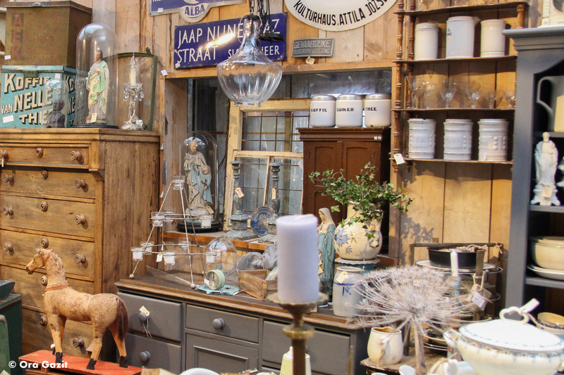 חנויות וינטג' - טיול בהולנד