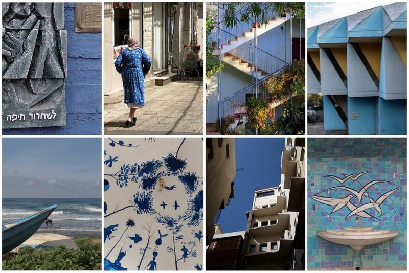 טיול בחיפה - מסלולים בחיפה - הליכות ג'יין חיפה