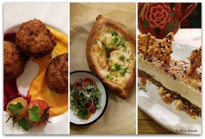 ננוצ'קה - מסעדות בתל אביב