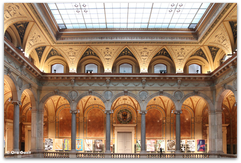 מוזיאון מאק - טיול בוינה - מה לעשות בוינה - וינה בשלושה ימים