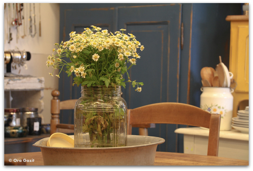 אגרטל פרחים - מפעם - שוק הפשפשים חיפה