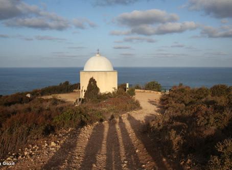 שביל חיפה | מקטע 18: אל רכס ראש הכרמל וסטלה מאריס
