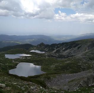 טרק הרי רילה בולגריה - יום 1