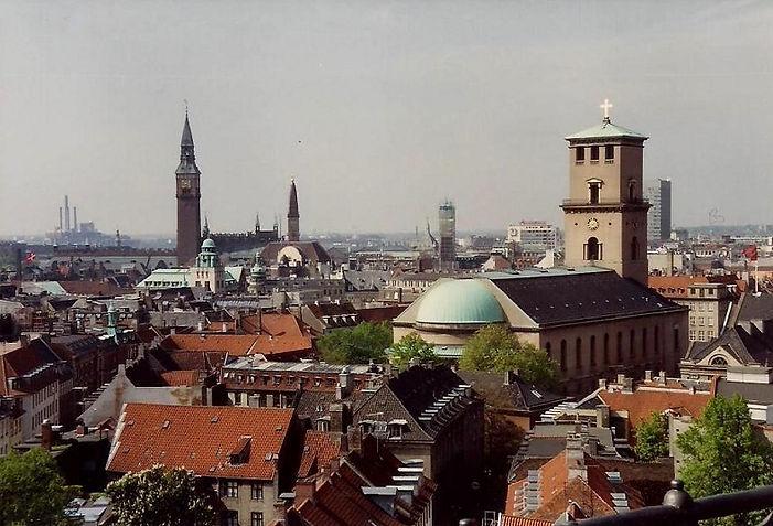 קופנהגן, דנמרק - יומן מסע - טיול אחרי צבא