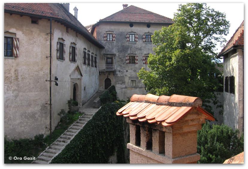 מצודת בלד, בלד, סלובניה