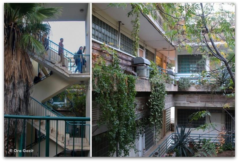 בית הזכוכית - סיורים בחיפה - בתים מבפנים - באוהאוס