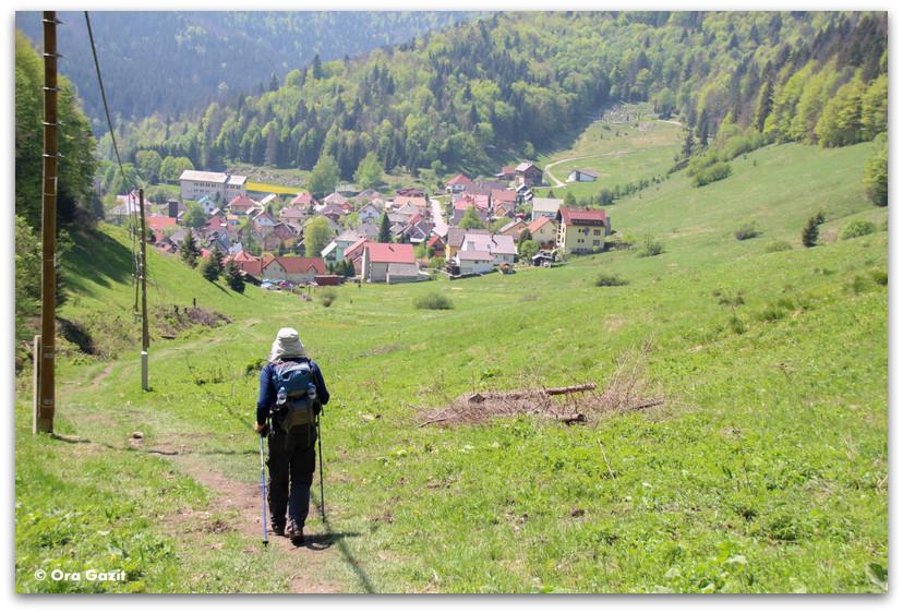 כפר - טרק - גן העדן הסלובקי - סלובקיה