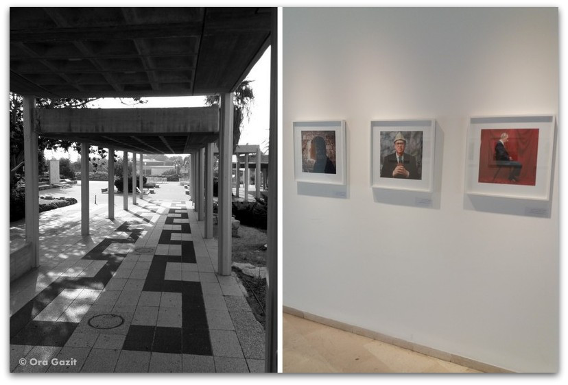 תמונות בתערוכה - מוזיאונים בתל אביב