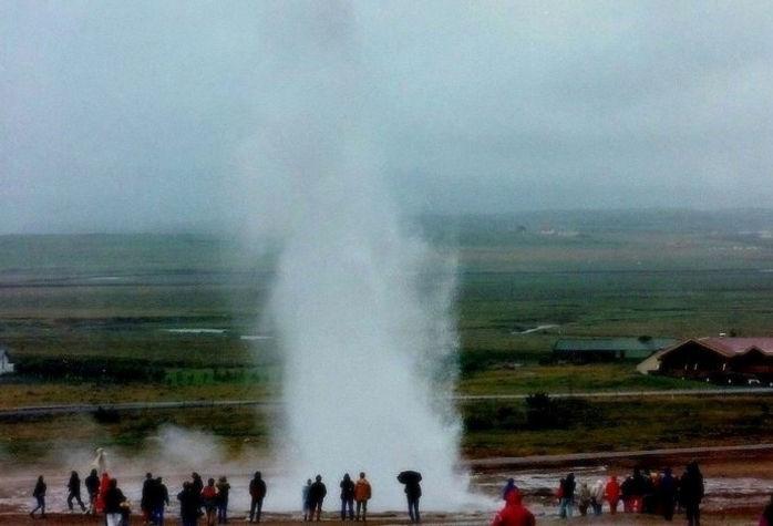 גייזר, איסלנד - יומן מסע - טיול אחרי צבא