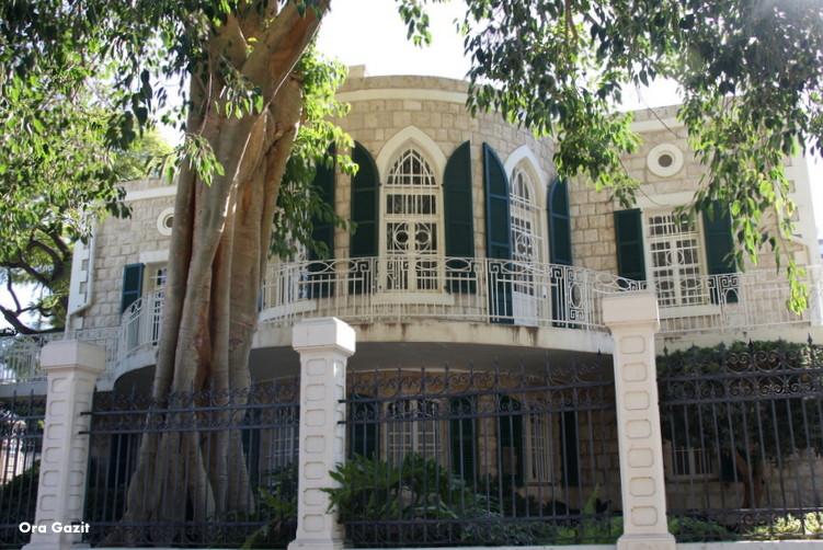 בית אבן מרהיב - שביל חיפה - טרק - טיול בחיפה