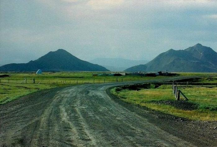 כביש, איסלנד - יומן מסע - טיול אחרי צבא