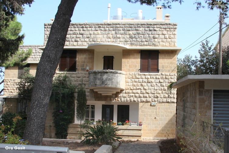 בית ביפה נוף - שביל חיפה - טרק - טיול בחיפה