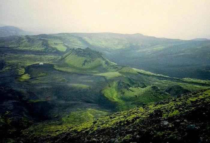 הרי געש, איסלנד - יומן מסע - טיול אחרי צבא