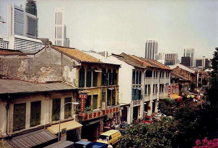 סינגפור - יומן מסע - טיול אחרי צבא