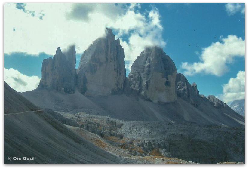 שלוש השניים - טרה צ'ימה, דולומיטים, איטליה
