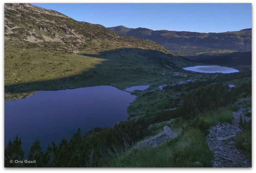בקתת הרים בין האגמים - טרק הרי רילה - טרקים בבולגריה - יומן מסע
