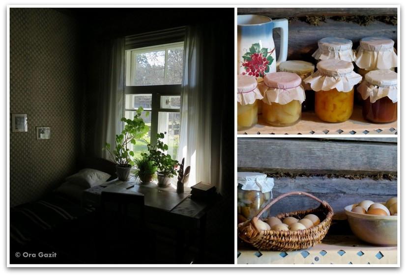 מטבח במוזיאון הפתוח - טאלין, אסטוניה