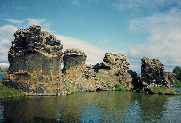 מצודות בזלת, איסלנד - יומן מסע - טיול אחרי צבא