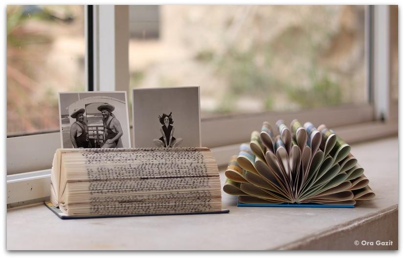 מוצרי נייר ממוחזר - כפר האמנים עין הוד - חנויות עיצוב - בוידם