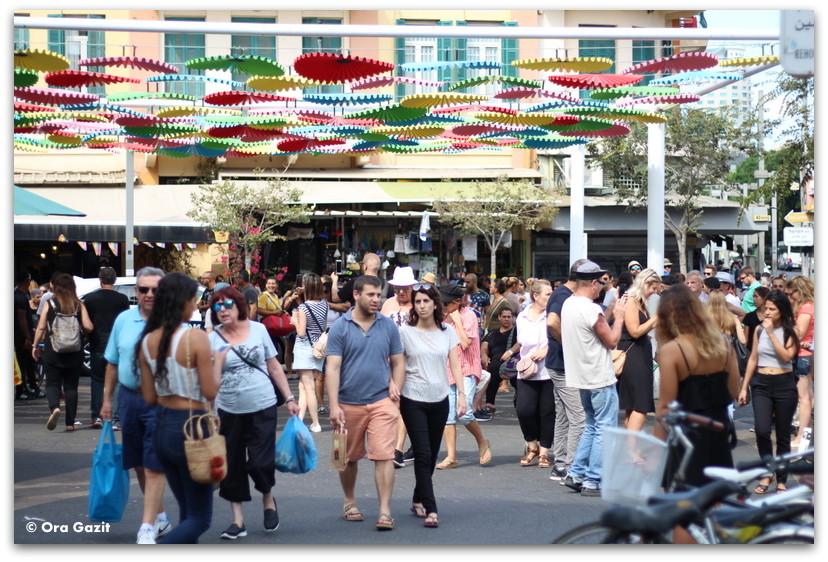 צומת סואן - סיורים מודרכים בתל אביב - תל אביב