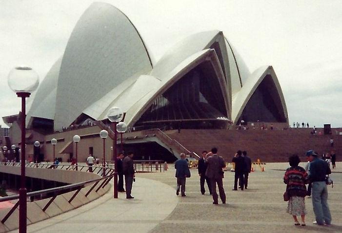 בית האופרה, סידני - אוסטרליה - יומן מסע - טיול אחרי צבא