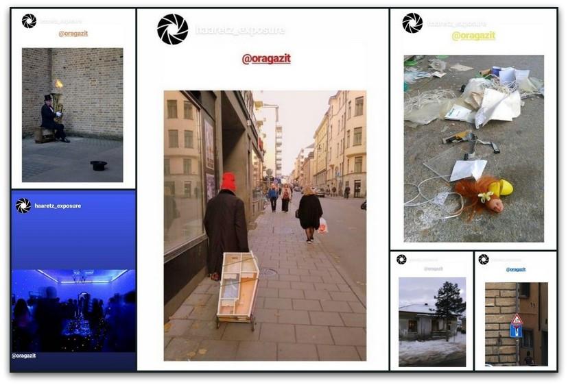 מבחר צילומים - בלוג דיי - יום הבלוג הבינלאומי - רשימת קריאה