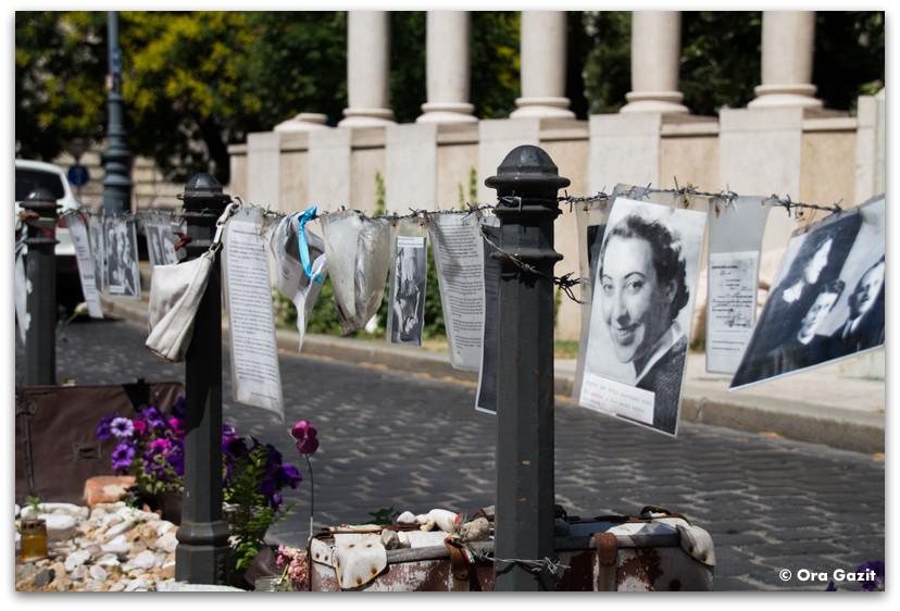 מיצג זכרון מאולתר - אטרקציות בבודפשט - הונגריה