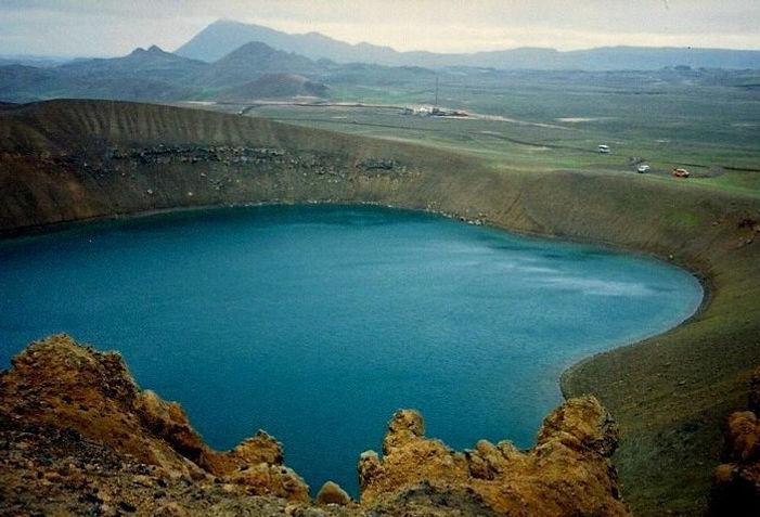 לוע הר געש, איסלנד - יומן מסע - טיול אחרי צבא