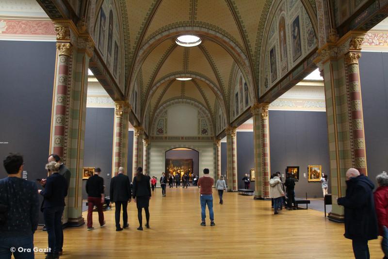 רייקסמוזיאום - מוזיאונים באמסטרדם - אמסטרדם המלצות - אמסטרדם בחורף