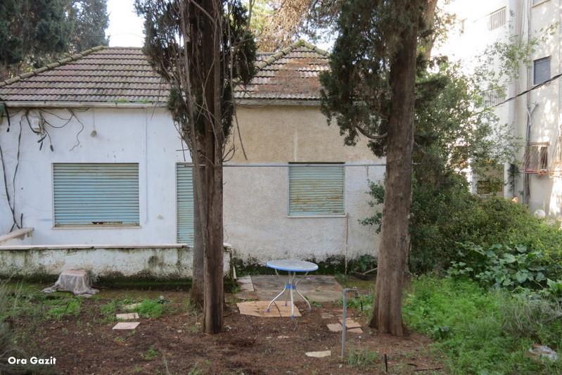 בית קטן - נווה שאנן - שביל חיפה - טרק - טיול בחיפה