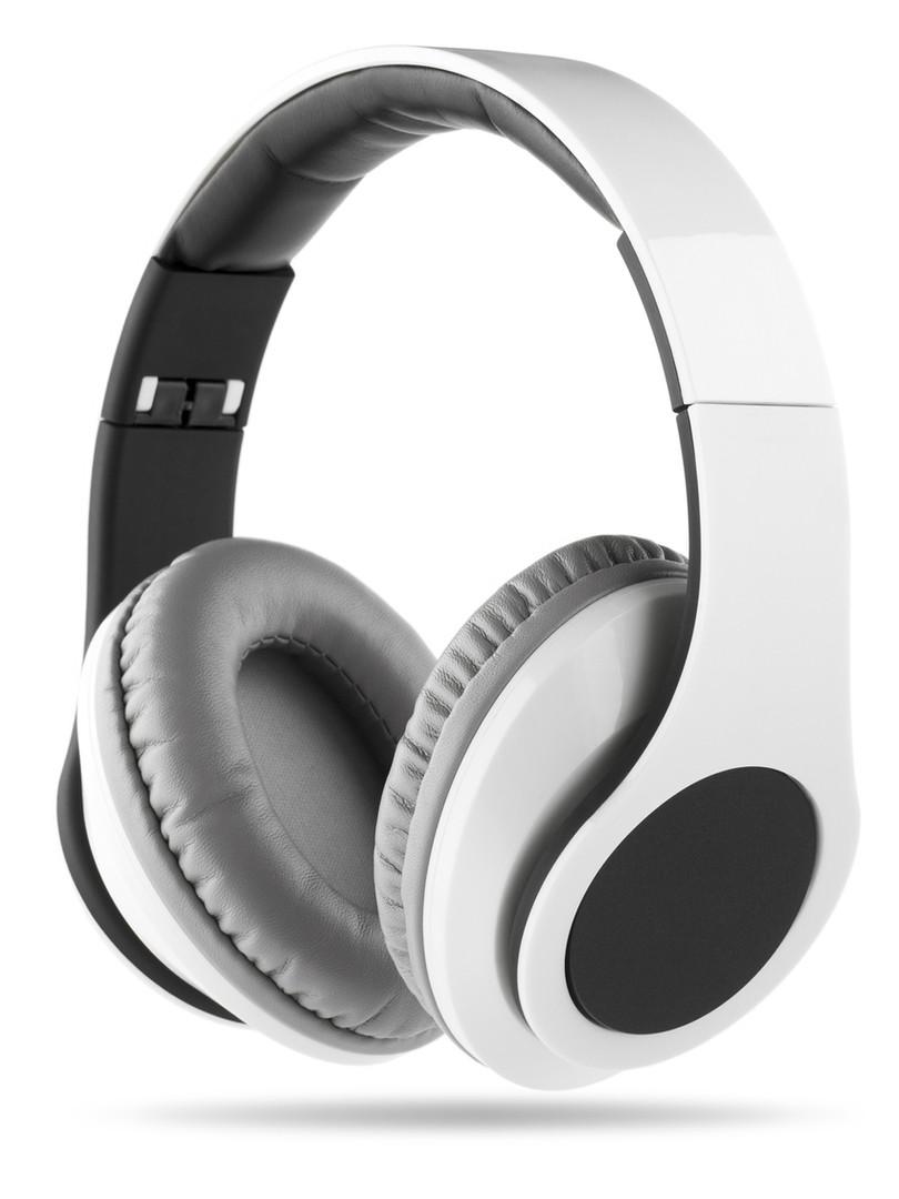 White Hoofdtelefoon