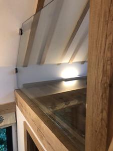 Mezzanine conversion