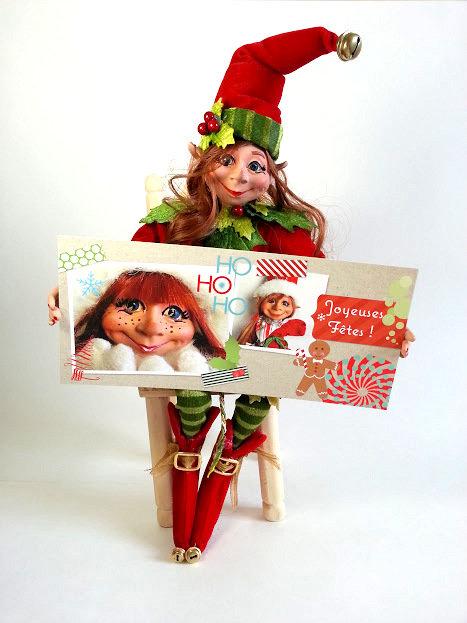 Carte de Noël 5
