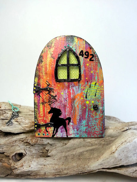 Porte magique #492
