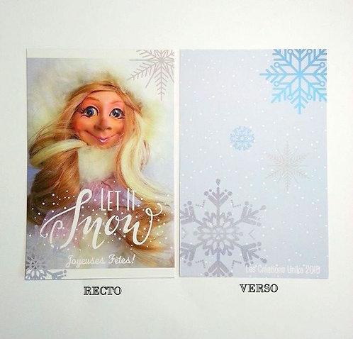 Carte de Noël 2