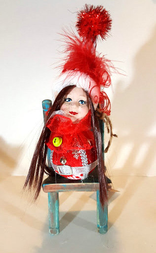 Boule de Noël -Marchal