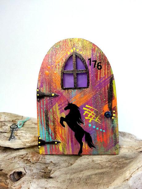 Porte magique #176