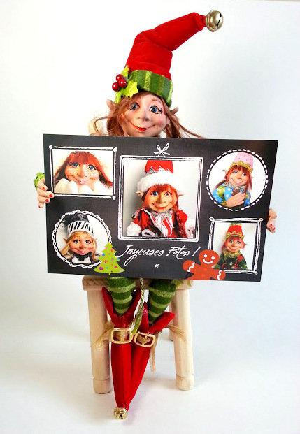 Carte de Noël 4