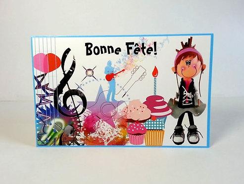 Carte Avril