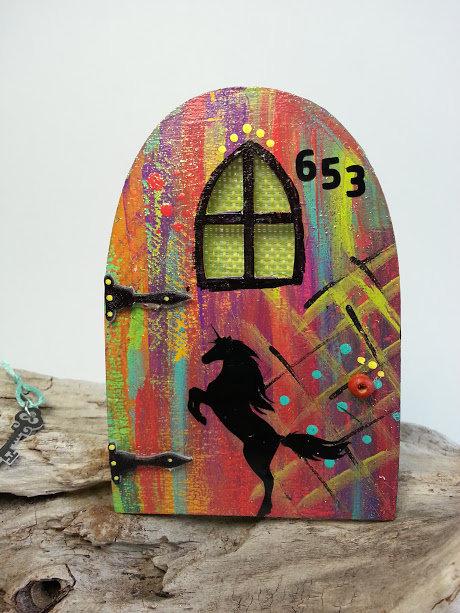 Porte magique #653