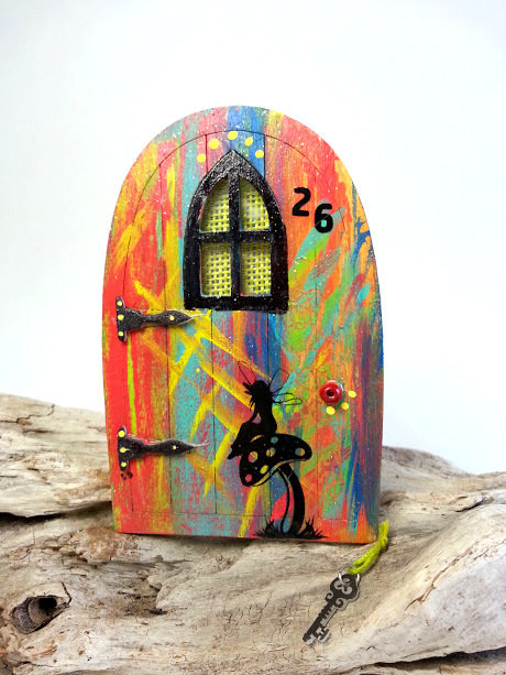 Porte magique #26
