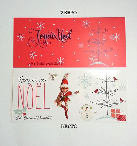 Carte de Noël 1