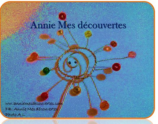 Annie mes Découvertes