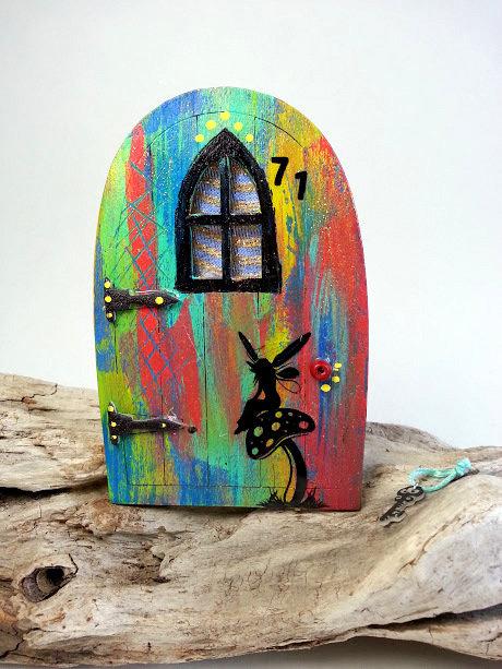 Porte magique #71