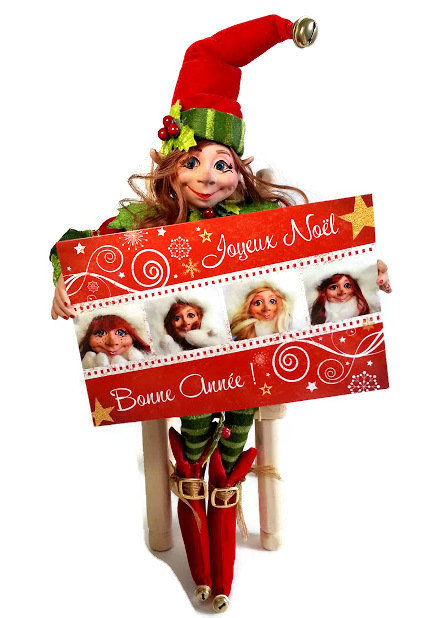 Carte de Noël 14