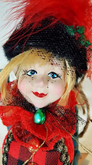 Boule de Noël -Karisma